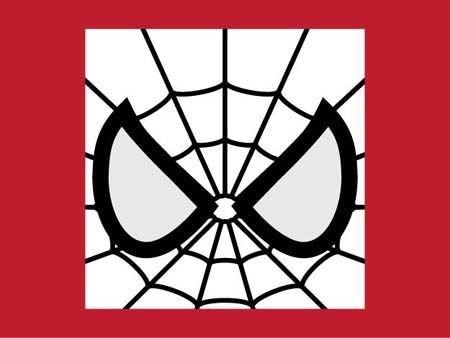 Spiderman Eye Template Spider Man Mask Template Printable