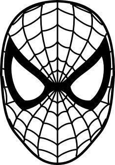 Spiderman Eye Template Spiderman Eyes Template
