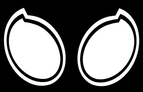 Spiderman Eye Template Superior Spiderman Eyes Template by Kalel7 On Deviantart