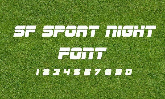 Sports Fonts In Word 12 Best Sports Fonts Ttf Otf