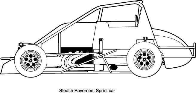 Sprint Car Drawing Sprint Car Drawing Google Search Quilting