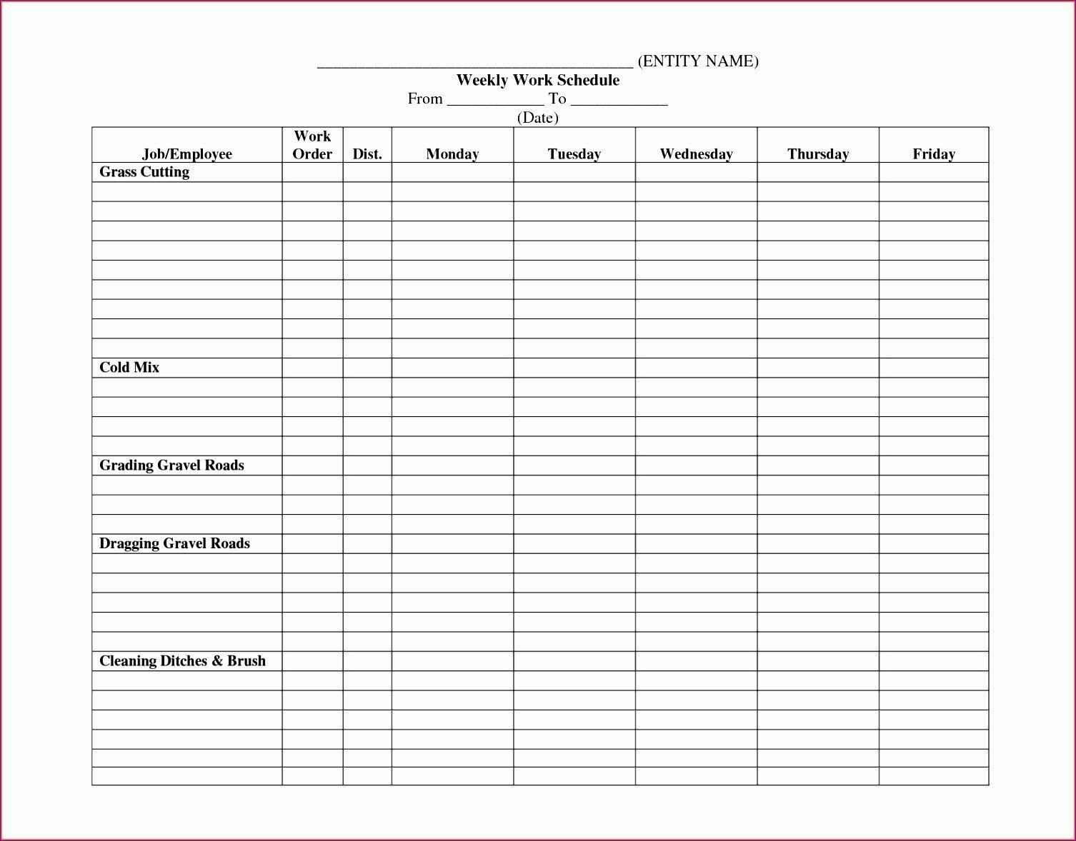 Staffing Plan Template Excel 12 Staffing Schedule Template Excel Free Exceltemplates