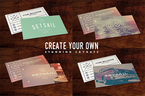 25 Staples Business Card Templates AI PSD Pages