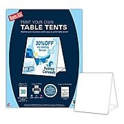Staples Tent Cards Template Avery Small Tent Cards 5302