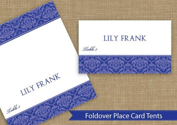 Staples Tent Cards Template Place Card Tent Download Instantly Editable by Karmakweddings