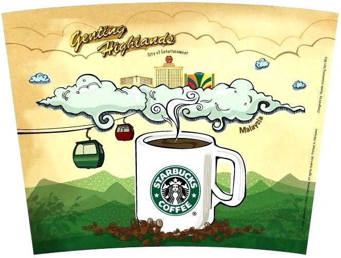 Starbucks Sleeve Template 89 Starbucks Sleeve Template How to Make A Coffee Cup