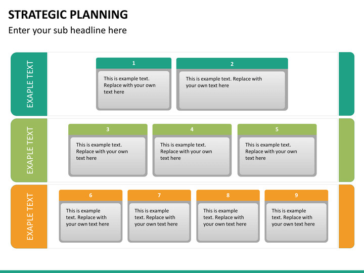 Strategic Planning Template Ppt Strategic Planning Powerpoint Template