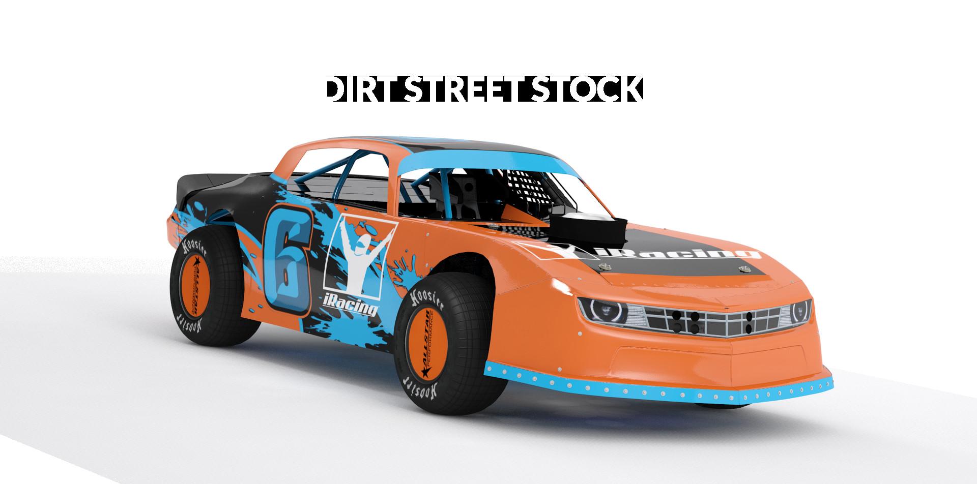 Street Stock Template Iracing Dirt Car Templates Released Sim Racing Paddock