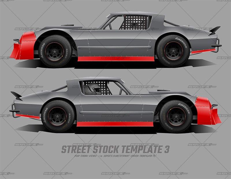 Street Stock Template Street Stock Template 3