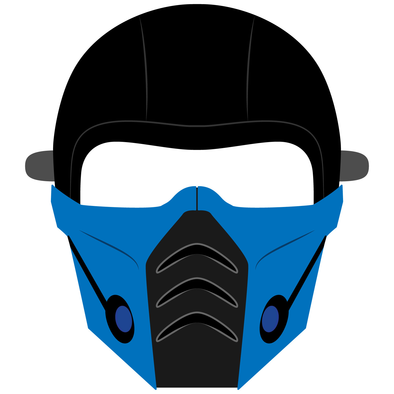 Sub Zero Mask Template Sub Zero Mask Template