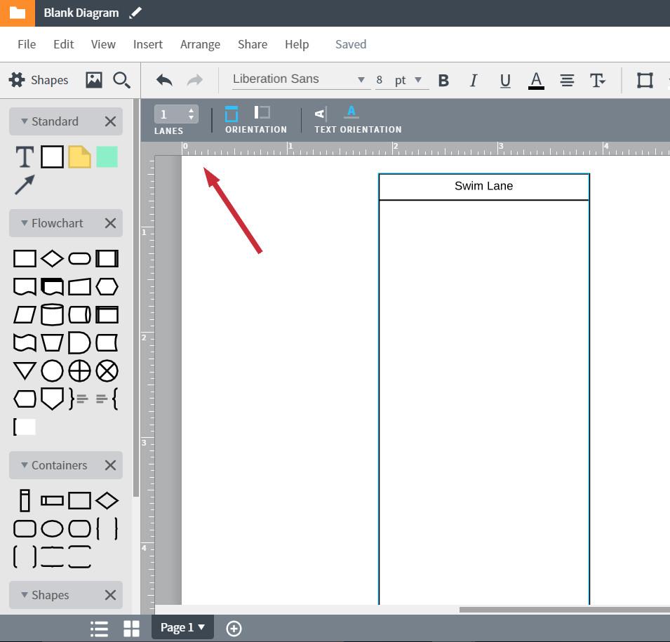 Swim Lane Diagram Template Excel How to Create A Swimlane Diagram In Powerpoint