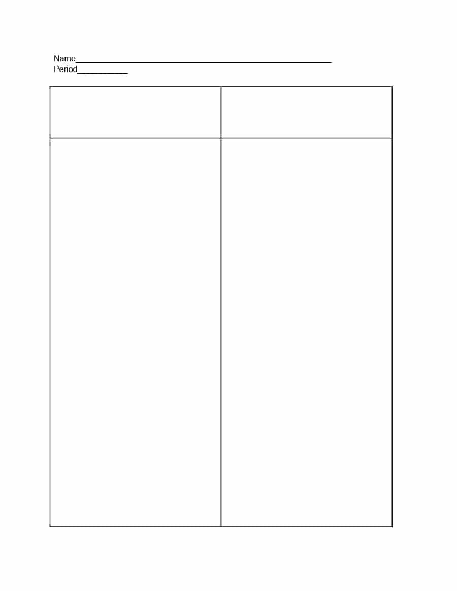 T Chart Template Word 30 Printable T Chart Templates & Examples Template Archive