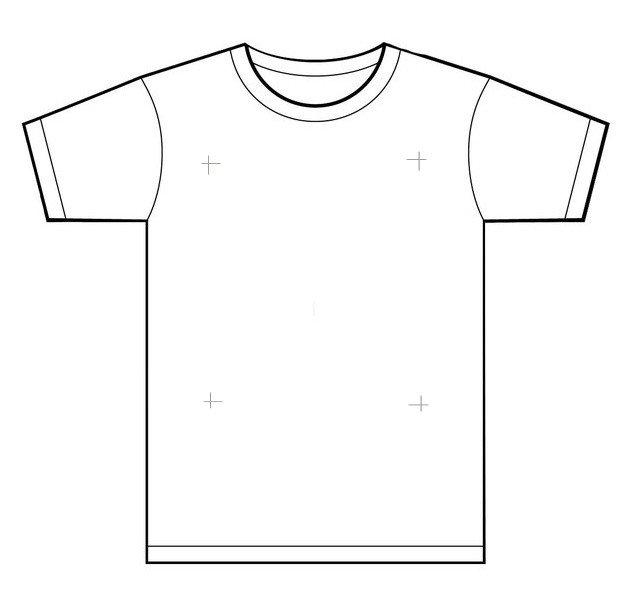 Tee Shirt Design Template Art Department 2d Graphic Design