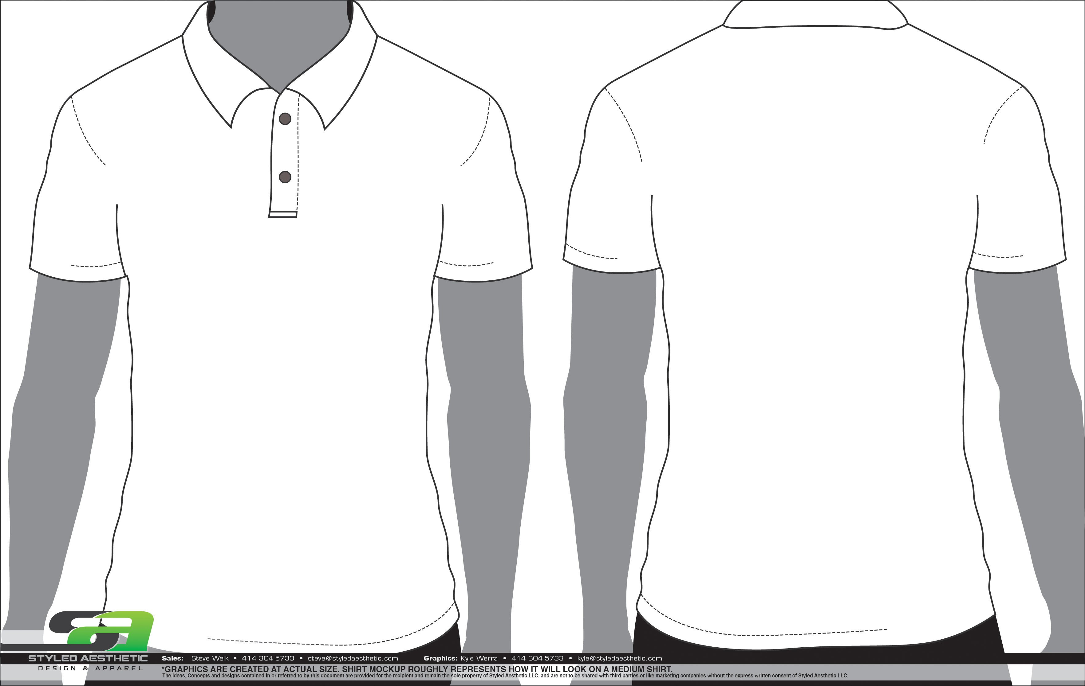 Tee Shirt Design Template Templates Styled Aesthetic