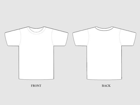 Tee Shirt Design Template the Best 82 Free T Shirt Template Options for Shop