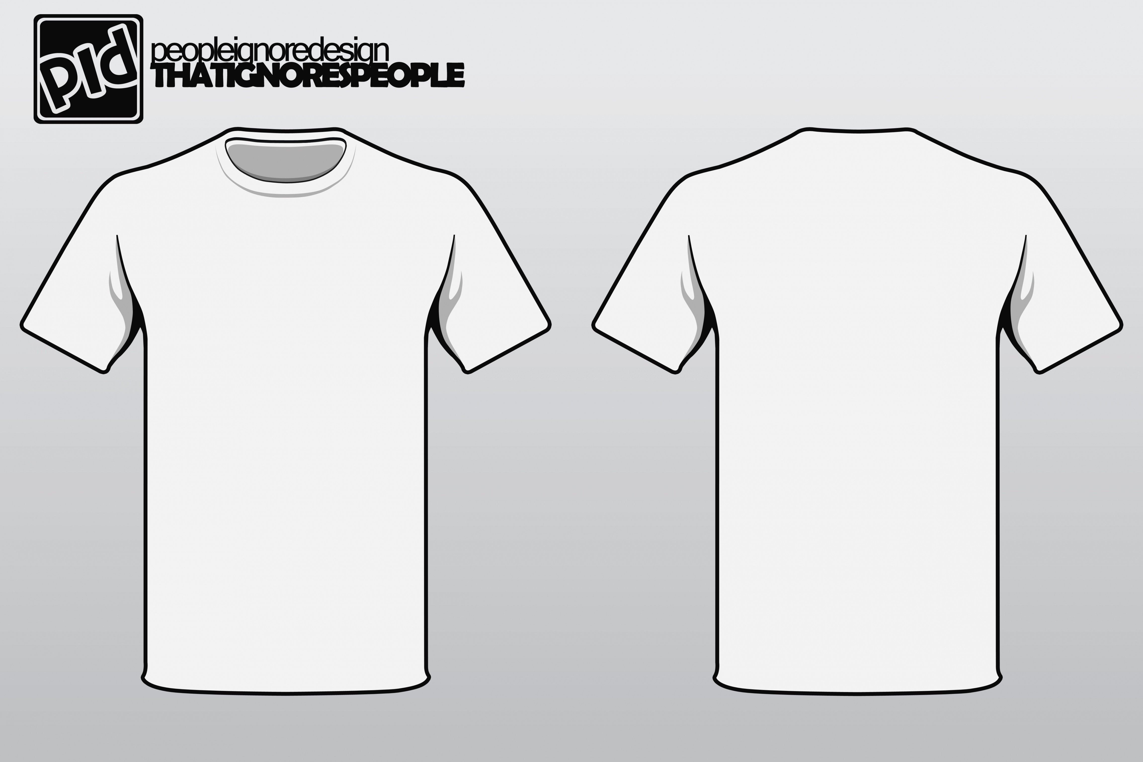 Tee Shirt Design Template What is T Shirt Template