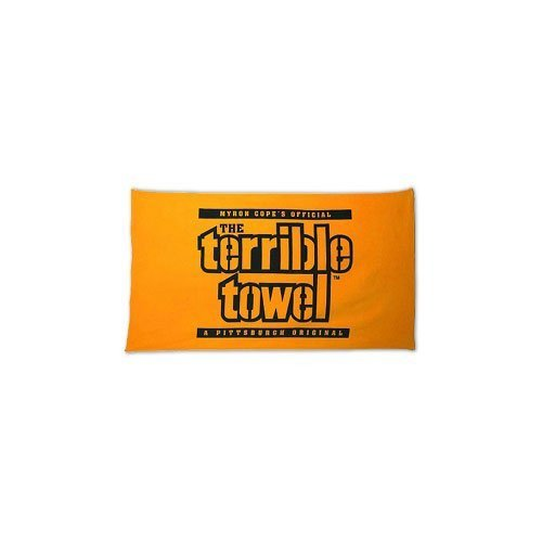 Terrible towel Pictures New Nfl Pittsburgh Steelers Beach Terrible towel Gold Free