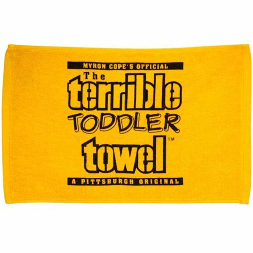Terrible towel Pictures Pittsburgh Steelers toddler Terrible towel