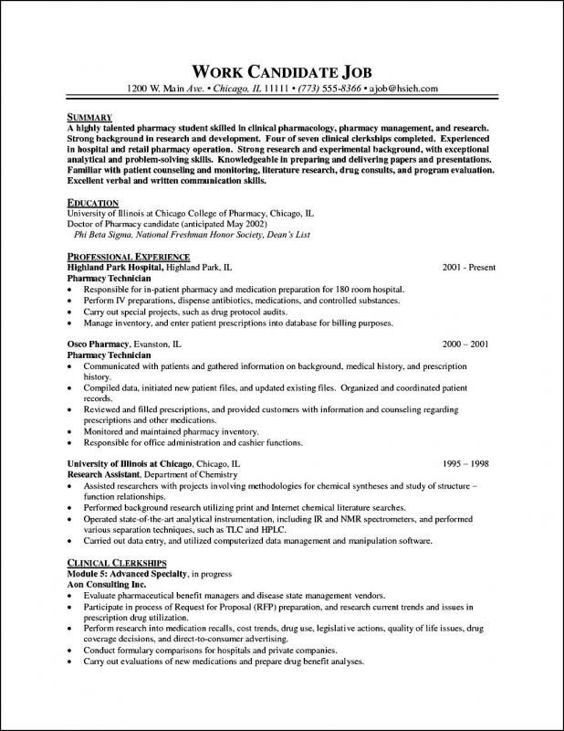 Wordpad Resume Template