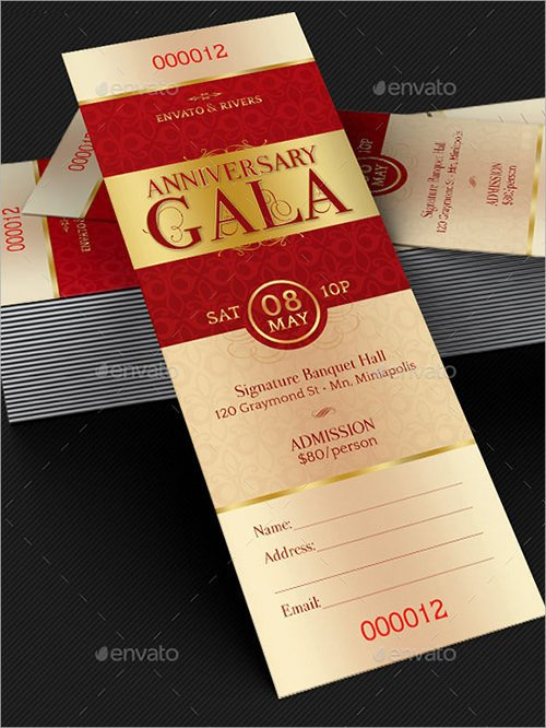 Ticket Invitation Template Free 54 Invitation Templates Word Psd Ai