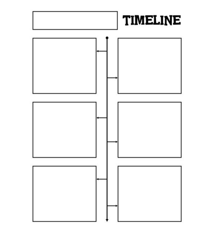Timeline Templates for Kids 33 Blank Timeline Templates – Free and Premium Psd Word