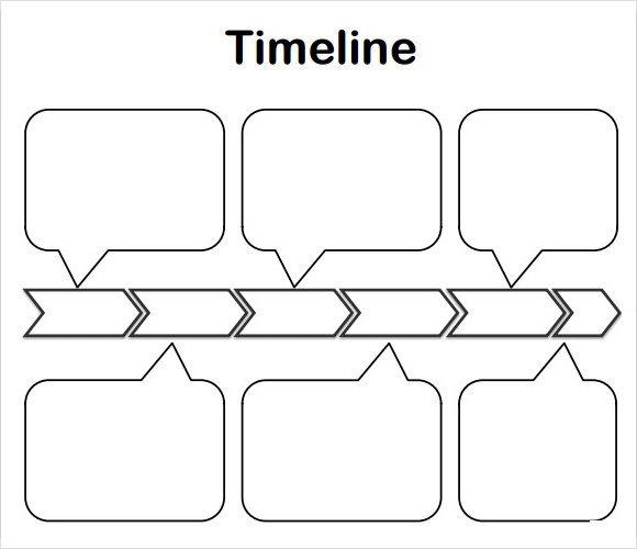 6 Sample Timelines for Kids PDF Word