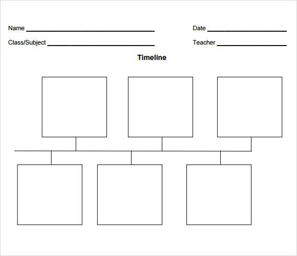 Timeline Templates for Kids Simple Timeline Template 10 Download Free Documents In