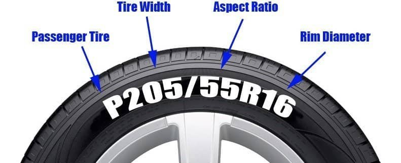 Tire Size Comparison Chart Template Tire Size Parison Chart Template