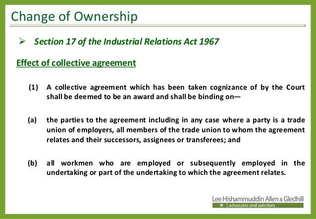 Transfer Of Ownership Agreement Change Ownership In Business Its Impact the