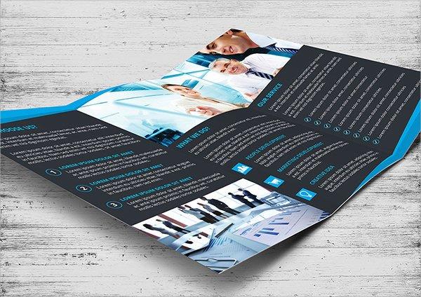 Tri Fold Brochure Template Illustrator 10 Tri Fold Brochures Psd Vector Illustrator