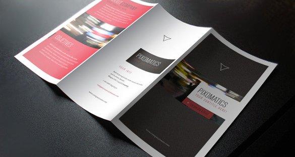 Tri Fold Brochure Template Illustrator 38 Free Brochure Templates Psd Eps Ai