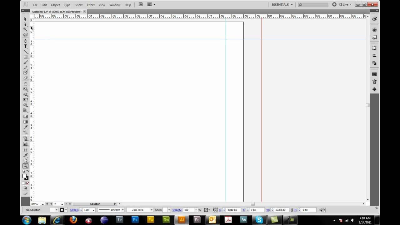 Tri Fold Brochure Template Illustrator 8 5x11 Tri Fold Brochure Setup In Adobe Illustrator