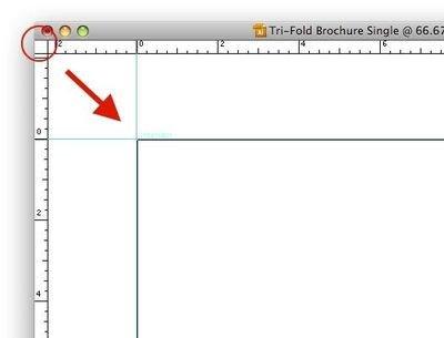 Tri Fold Brochure Template Illustrator Tri Fold Brochure Template for Illustrator Design