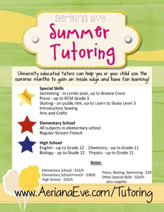 Tutoring Flyers Template Free 15 Best Images About Tutoring On Pinterest