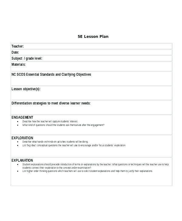Udl Lesson Plan Template Universal Design Lesson Plan Template – Universal Design
