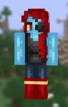 Undyne Minecraft Skin 1000 Images About Minecraft Skins On Pinterest