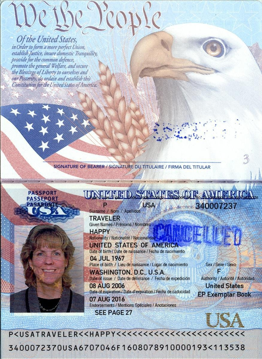 Us Passport Photo Template form I 9 Acceptable Documents