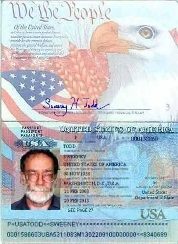 Us Passport Photo Template Us Passport Template
