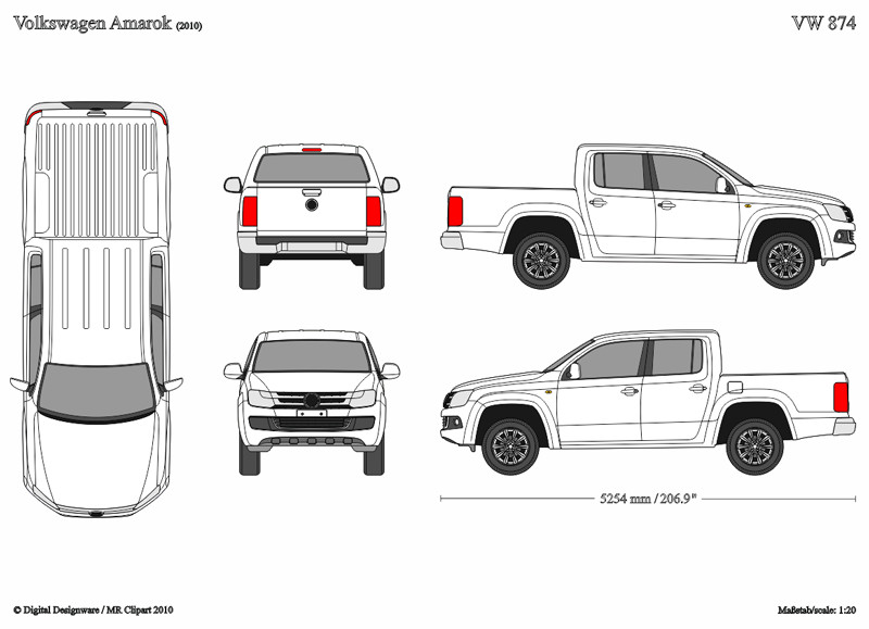 Vehicle Wrap Templates Free Downloads 2d & 3d Vehicle Outlines