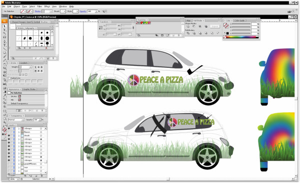 Vehicle Wrap Templates Free Downloads Graphic Designer Tips On How to Use Vehicle Templates for