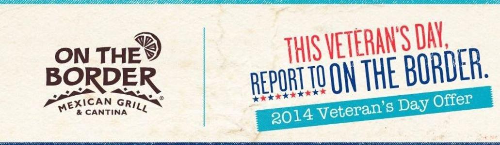 Veterans Day Borders Veterans' Day Freebies and Deals 2014 – Dani S Decadent Deals