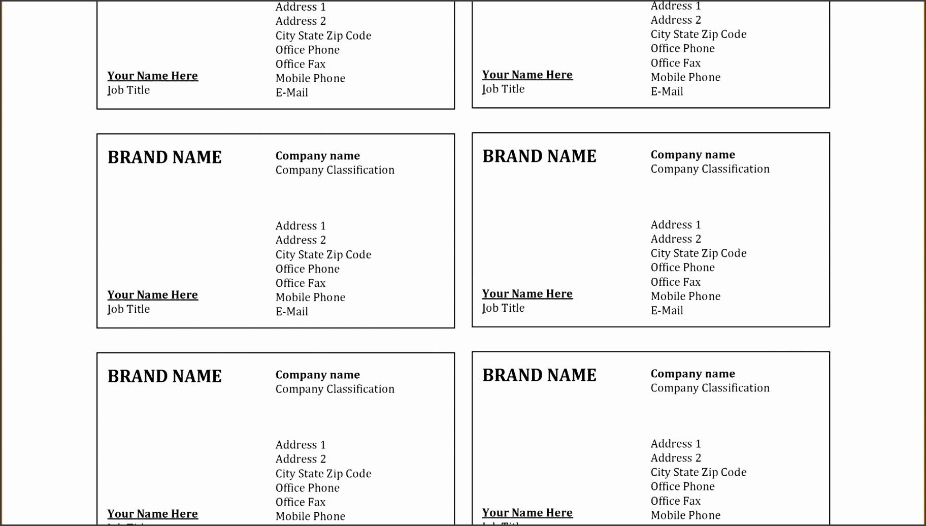 Vistaprint Business Card Photoshop Template 9 Vistaprint Business Card Template Psd Sampletemplatess