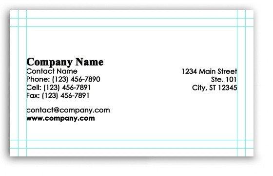 Vistaprint Business Card Photoshop Template Shop Business Card Template