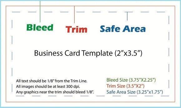 Vistaprint Business Card Photoshop Template Vistaprint Business Card Template