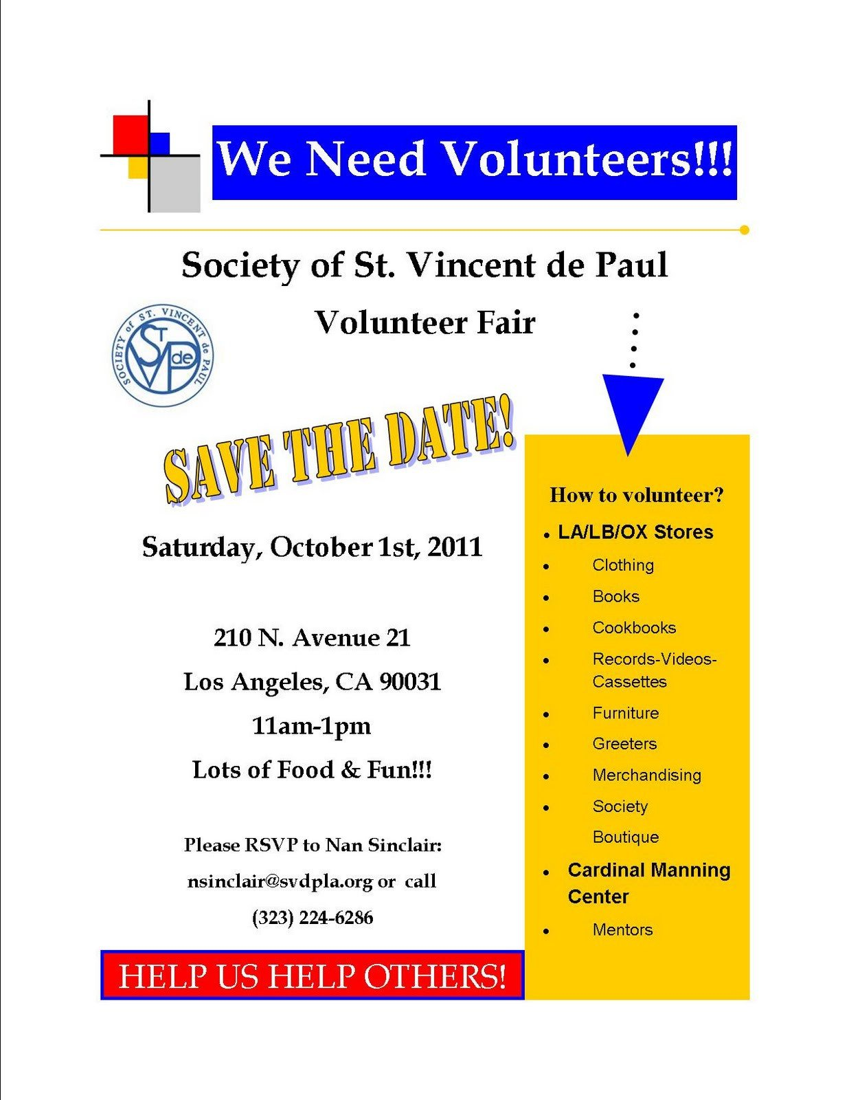 Volunteer Recruitment Flyer Template You to Distribute if You attend One Of the Parent