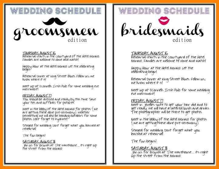 Wedding Day Timeline Template Free Wedding Timeline Template 8 Wedding Day Timeline Template