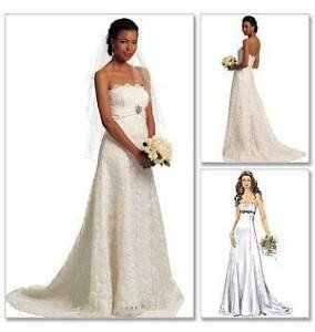 Wedding Dress Patterns Free Wedding Dress Patterns