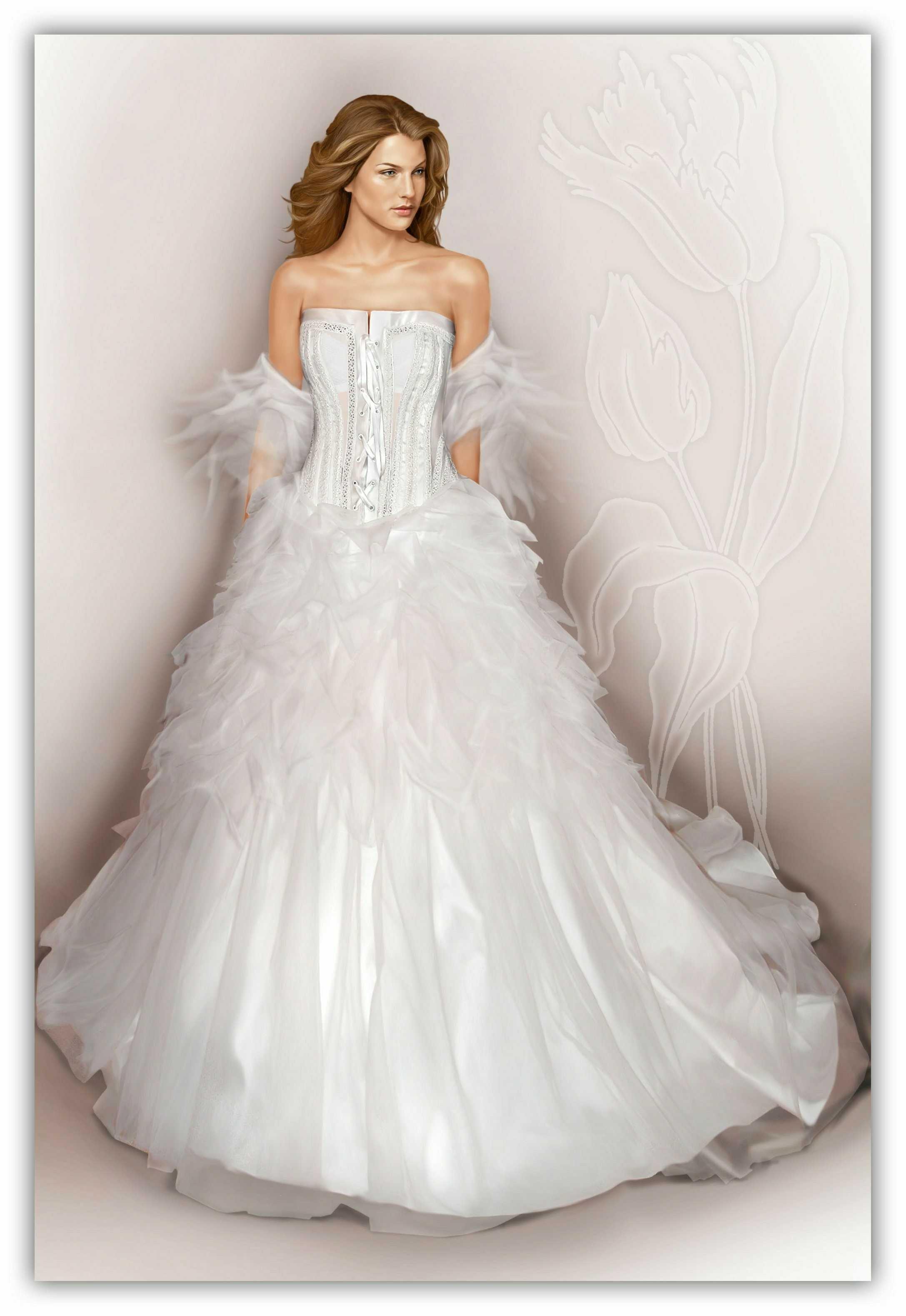 Wedding Dress Patterns Free Wedding Dress Sewing Pattern 2001 Made to Measure