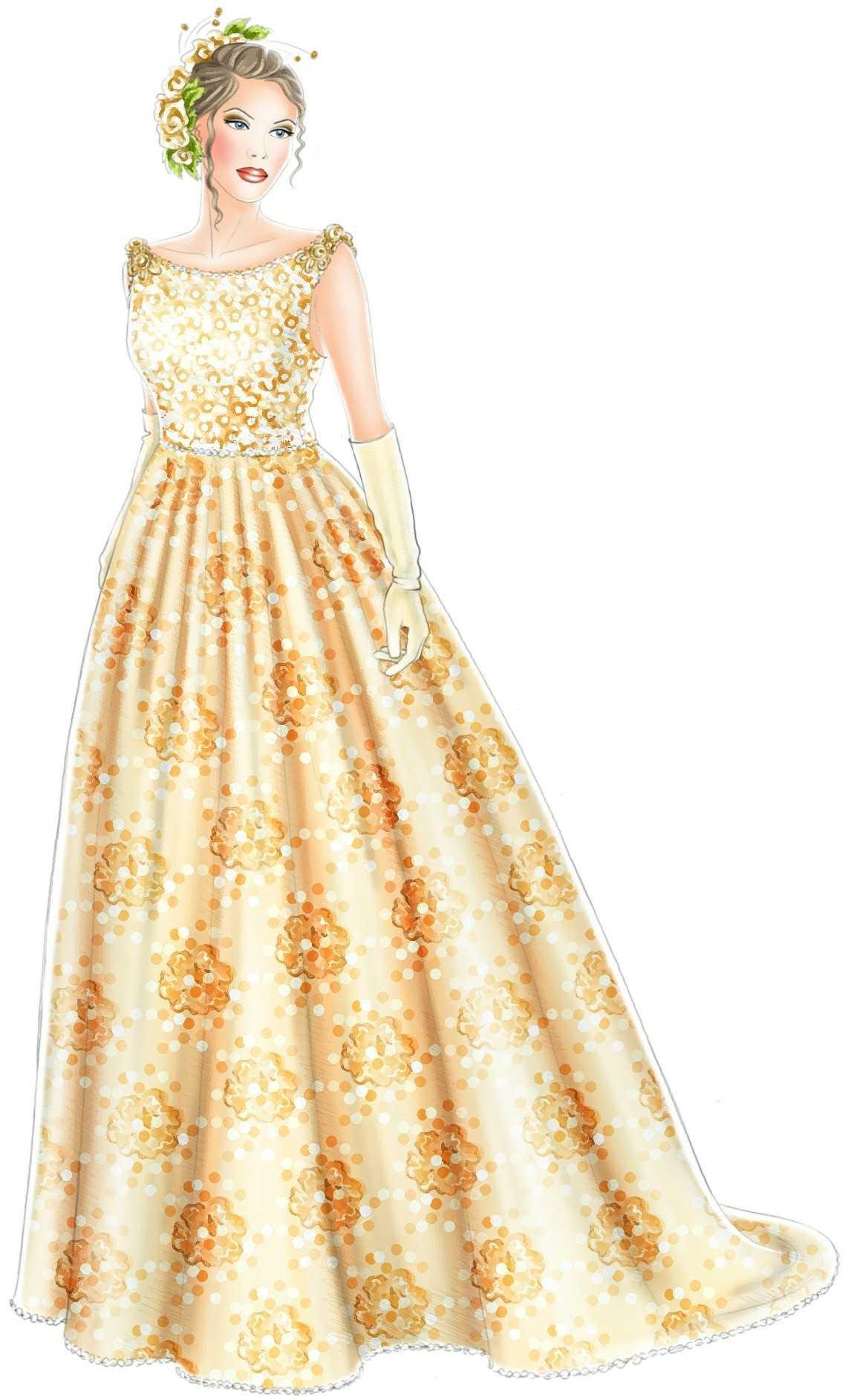Wedding Dress Patterns Free Wedding Dress Sewing Pattern 5212 Made to Measure