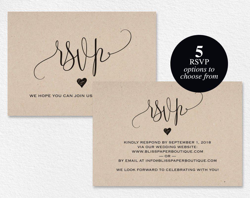 Wedding Rsvp Cards Templates Rsvp Postcard Rsvp Template Wedding Rsvp Cards Wedding Rsvp